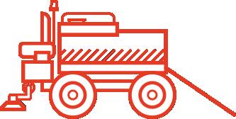Купить Автогудронатор АС-65115 на КамАЗ Регион 45
