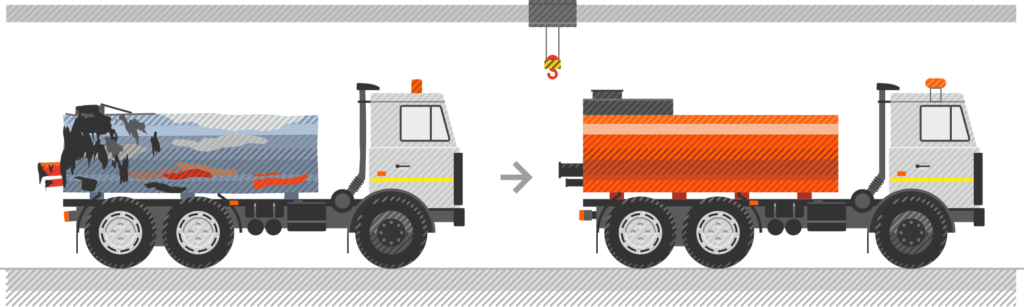 Завод дорожной техники Регион 45 — КДМ — Автогудронаторы
