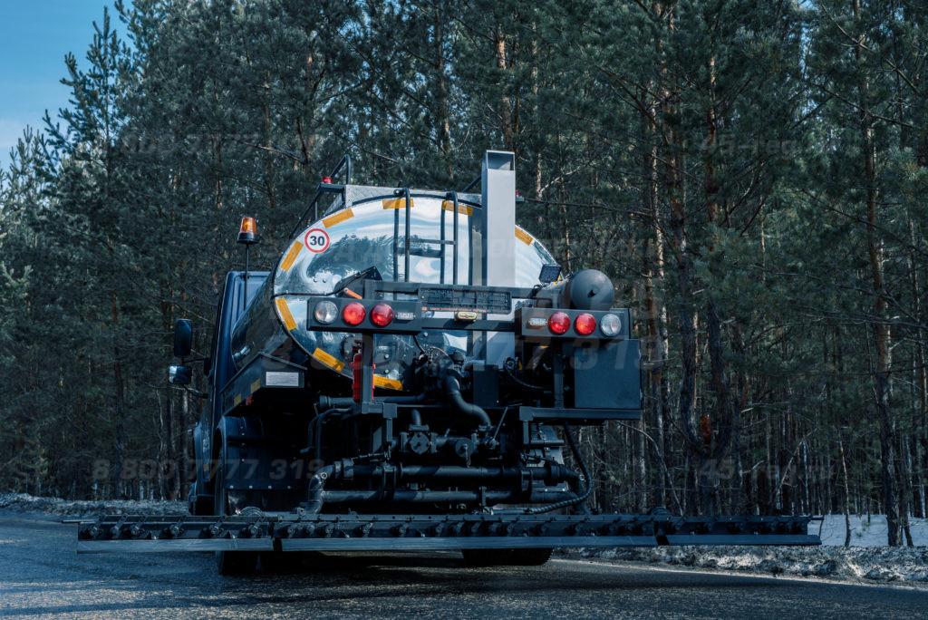 Купить Автогудронатор АС-C41R «Витязь» ГАЗ-NEXT Регион 45