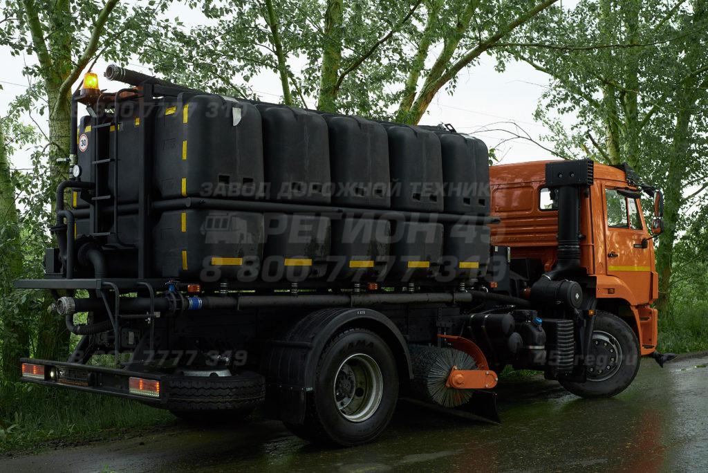 Купить Поливомоечное оборудование КДМ КамАЗ, ГАЗ, ГАЗ-NEXT, МАЗ, Shacman Регион 45