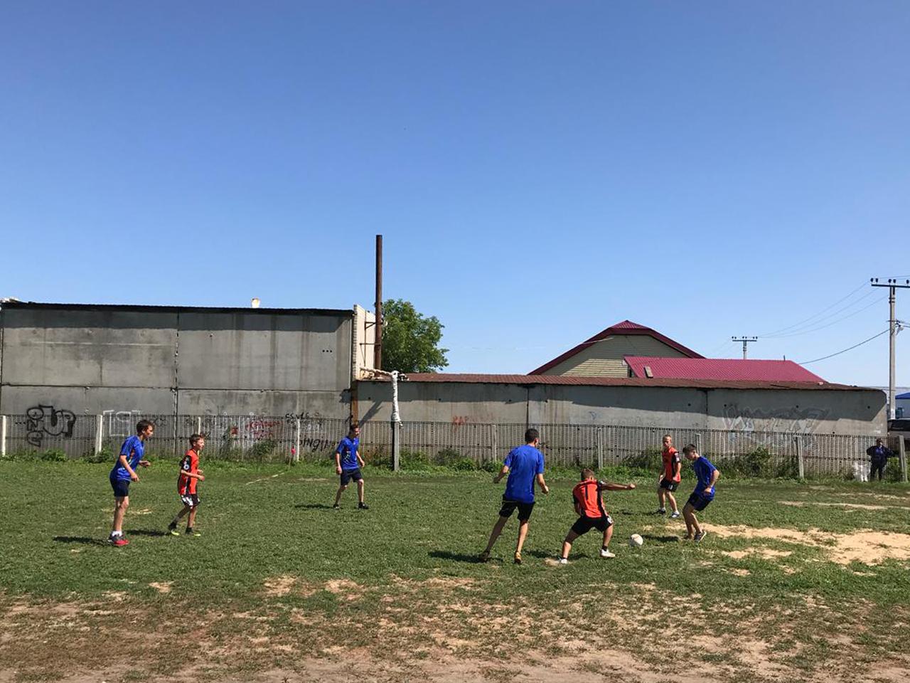 Катайский детский дом — Завод дорожной техники Регион 45