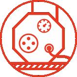 Купить Комбинированную дорожную машину КДМ Р-65115 на КамАЗ Регион 45