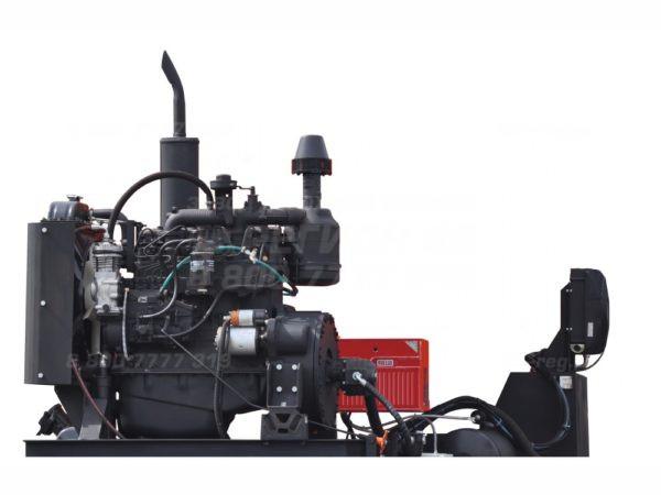 Купить Автономный силовой агрегат привода оборудования Регион 45