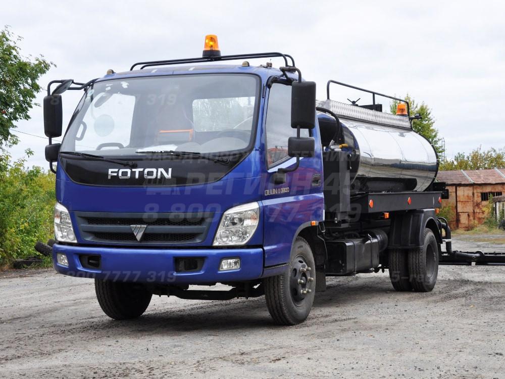 Купить Автогудронатор на шасси Foton АС-4000 «Регион 45»