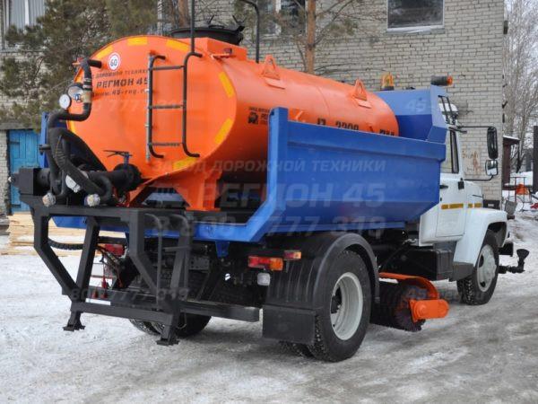 Купить КДМ на базе самосвала ГАЗ Р-3309 «Регион 45»