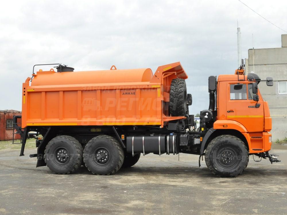 Купить КДМ на базе КамАЗ Р-43118 «Регион 45»