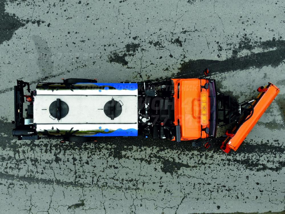 Купить Автогудронатор комбинированный на шасси КамАЗ 43253 «Регион 45»
